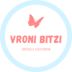 Logo Vroni Bitzi - Virtuelle Assistentin