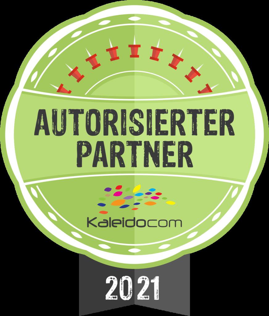 KaleidoCom-Label